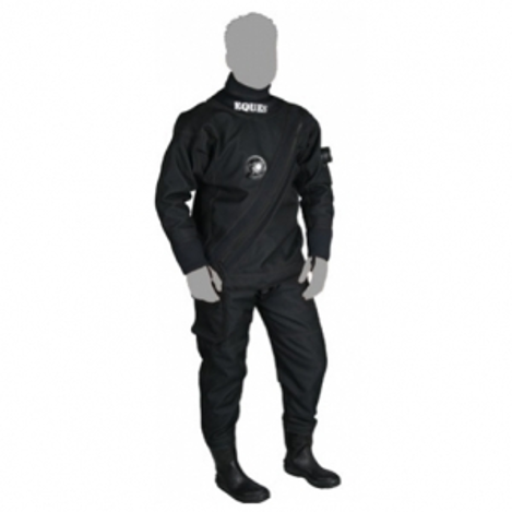 "EQUES Cordutech Front-Zip For Men ""FLEX"""