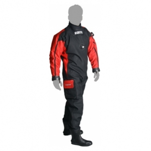 "EQUES Cordutech Back Zip For Men ""FLEX"""