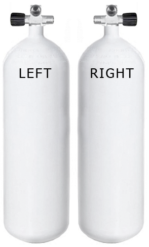 Cylinder 12l (1 Pcs) Left Or Right
