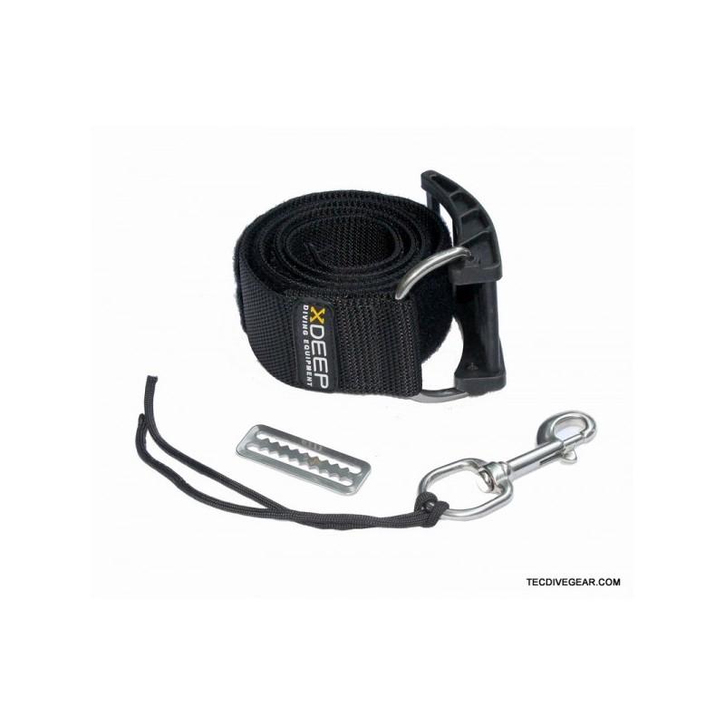XDeep Band Kit For Sidemount Tank Rigging (2 Pcs)