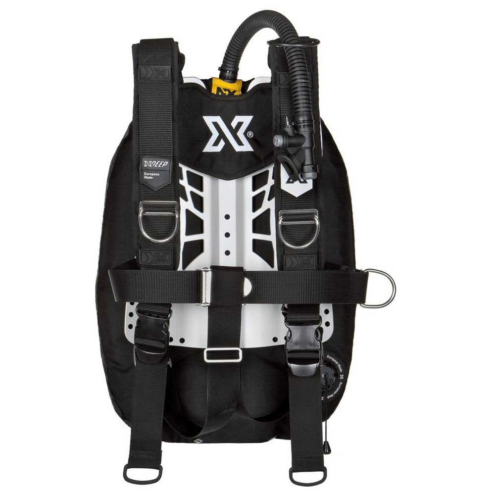 XDEEP Zen Deluxe Set Without Weight Pockets L Steel Backplate.