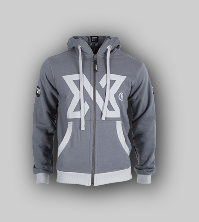 XDEEP Signature Hoodie Grey