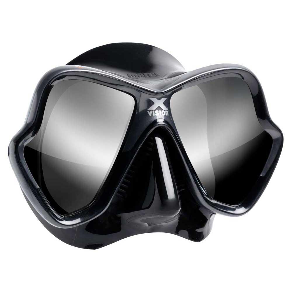 Maski X-Vision Chrome LS