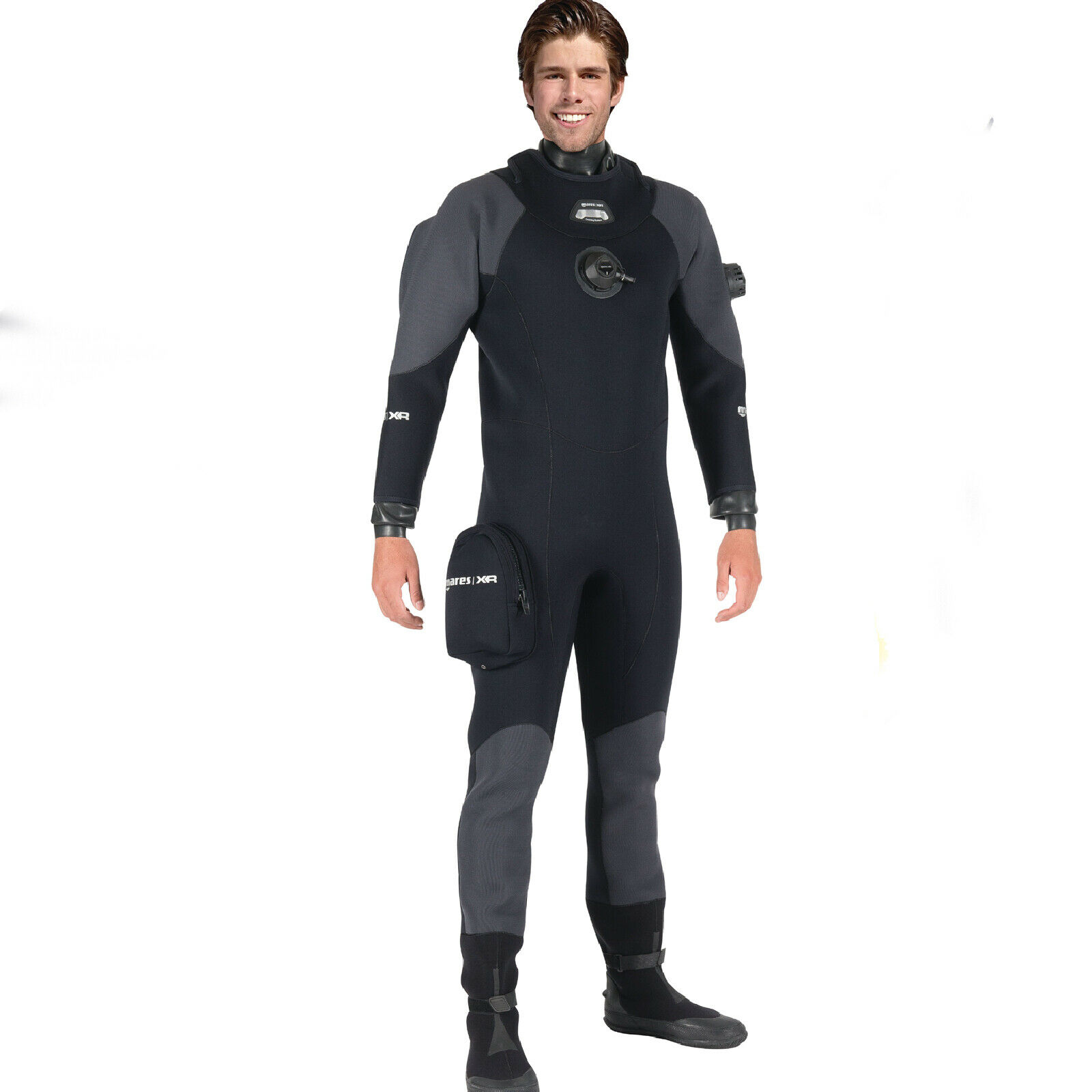 XR3 NEOPRENE LATEX DRY SUIT