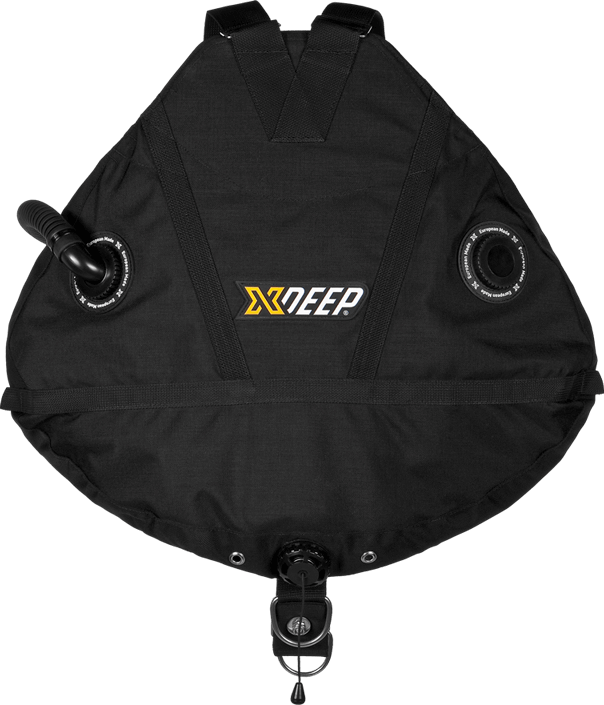 XDEEP Stealth 2.0 Tec Setup Sidemount