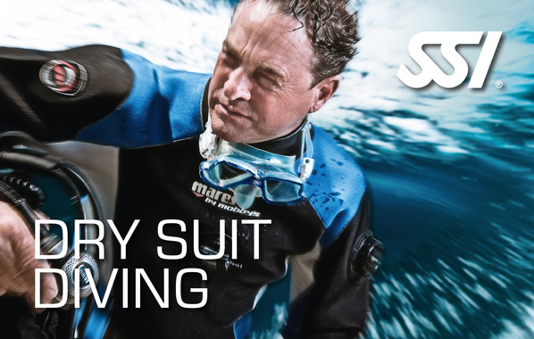 SSI SPECIALTY PROGRAMS  DRY SUIT DIVING